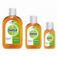 Dettol Liquid Anti-bacterial Antiseptic Disinfectant 95ml