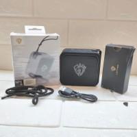 Speaker Bluetooth Lenyes S205 Wireless Waterproof - Hitam