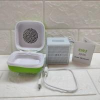 Speaker Wireless Bluetooth EWA A105 Super Bass Original
