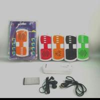 Speaker Mini MP3 Jepit CF 68 Memori-Micro 2-1