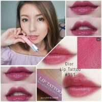 DIOR LIP TATTOO Natural Nude 351