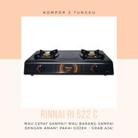 KOMPOR RINNAI 1 TUNGKU RI-522-C