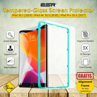 Tempered Glass Screen Protector iPad Air 3 2019 7 10.2 Pro 10.5 ESR