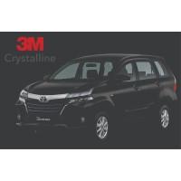 Kaca Film 3M Crystalline Full Body untuk Tipe Medium Car