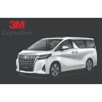 Kaca Film 3M Crystalline Full Body untuk Tipe Extra Large Car