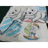 Handuk Mandi Anak Terry Palmer Kids 50x100cm -Handuk Baby -Handuk Bayi