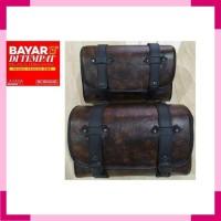 TErmurah Side Bag Oval Sidebag Motor Tas Samping Motor