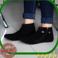 Terpopuler ! Sepatu Boots Wanita Trend 2019 Fujin Brand 2018 Fashion