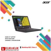 Laptop ACER Aspire A311-31-N4000-4GB-500GB-Black