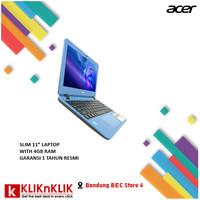 Laptop ACER Aspire A311-31-N4000-4GB-500GB Stone Blue