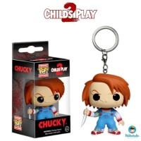 Funko Pocket POP! Keychain Movies Child's Play 2 - Chucky