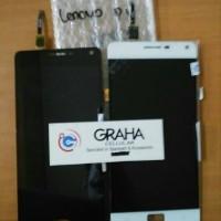 LCD LENOVO P1 TURBO FULLSET TOUCHSCREEN ORIGINAL DISKON