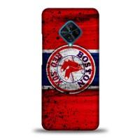 Hardcase Casing Vivo S1 Pro Boston Red Sox Grunge Baseball Clu