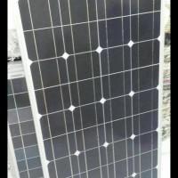 Solar Panel Panel Surya Solar Cell Hoya 80Wp Mono 12V Terbaik