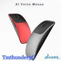 Ready Stock Smart AI Mouse Wireless Support Voice Input Typing