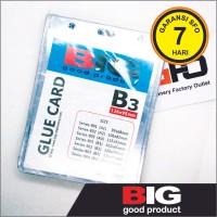 ID Card Mika Big B3 126mm x 95mm - Name Tag - Glue Card - Card Ho