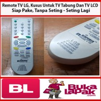 Remot Remote TV LG asli untuk TV LG TV Tabung dan TV LCD