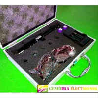 Unik Big Laser Pointer Biru 450 mnw Berkualitas