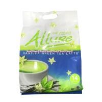 Teh -) Esprecielo Allure Vanilla Green Tea Latte 14pcs Teh Alure