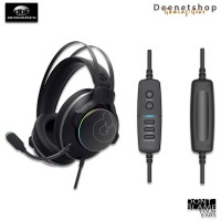 dbE GM300 7 1 Virtual Surround Gaming Headset parts