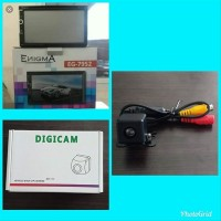 Head Unit Enigma EG-7952 dan Rear Camera Enigma