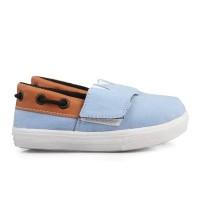 Sepatu Anak cowok umur 1 2 TAHUN velcro antislip. K06