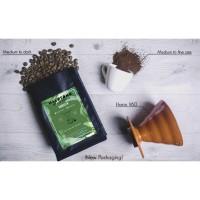 Kopi Robusta Toraja Premium (Bubuk & Biji) 100 GR - Bubuk Halus