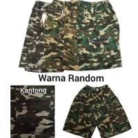 Celana Pendek Pria Army