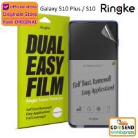 Screen Protector Galaxy S10 Plus / S10 / S10e Ringke Dual Easy Film - S10 Plus