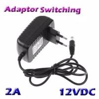 Adaptor CCTV MONITOR 12V2A Universal