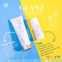 Glanz Edelweiss Facial Foam