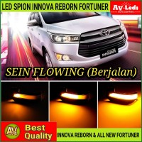 LAMPU SEIN SPION LED BAR SEQUENTIAL INNOVA REBORN