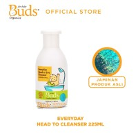 Buds Everyday Organic - Everyday Head To Toe Cleanser 225ml