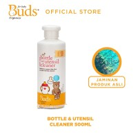 Buds Household Eco - Baby Safe Bottle and Utensil Cleanser