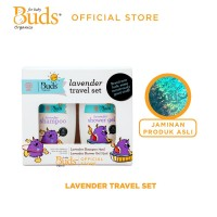 Buds Organics for Kids - Lavender Travel Set