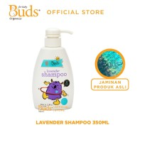 Buds Organics Growing Up for Kids Shampoo : Lavender 350ml