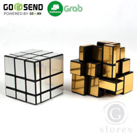 BY163 New Rubik Mirror Cube Puzzle Speed Cube