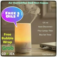Air Humidifier Taffware Ultrasonic with RGB Lamp