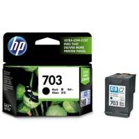 TINTA HP 703 BLACK ORIGINAL