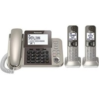 Telepon Rumah Wireless Panasonic KX-TGF352 / TGF352 ORIGINAL GARANSI