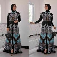 baju batik wanita outer pakaian batik wanita