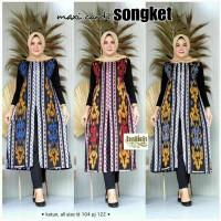 batik batik wanita baju outer cardigan baju batik