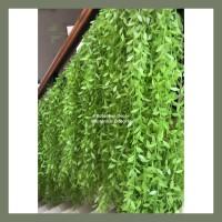 Artificial Hoya Costa Hanging Leaf Leaves Daun Tanaman Bunga Palsu