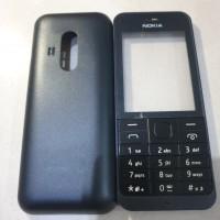 Casing Nokia 220 Depan Belakang Mirip Original