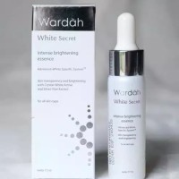 white Secret Intense Brightening Essence(serum) 17ml WARDAH
