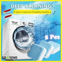 Tablet Pembersih Mesin Cuci - Washer Deep Cleaning / Waching Machine