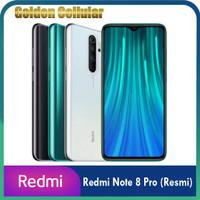 Xiaomi Redmi Note 8 Pro 8pro 6/128 Ram 6gb Rom 128gb Garansi Resmi TAM