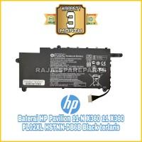 Baterai Battery HP Pavilion 11-N X360 11 X360 PL02XL HSTNN-DB6B Black