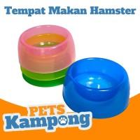 Tempat makan hamster gerbil sugar glider hewan kecil