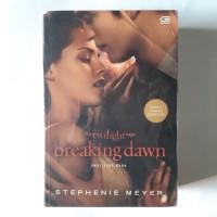 Novel the twilight saga breakingdawn